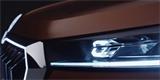 Speciální SUV Škoda má mřížku chladiče jako BMW X6. Uvnitř čeká nový křišťál