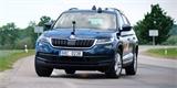 Češi testovali komunikaci mezi auty v běžném provozu. Využili internet vozidel