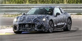 Maserati testuje nové GranTurismo. První elektromobil značky se zatím maskuje