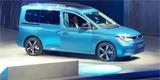 Volkswagen Caddy již oficiálně: Na digitálního dělníka si musíte zvyknout