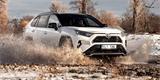 TEST Toyota RAV4 2.5 Plug-in Hybrid: Zenový silák za všechny prachy