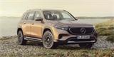 Mercedes-Benz EQB oficiálně: GLB na baterky zůstalo sedm míst, ujede 419 km
