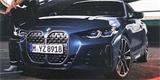 Nové BMW 4 odhaleno únikem. Ohromné ledvinky se ukazují naplno, líbí se vám?