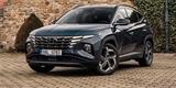 TEST Hyundai Tucson 1.6 CRDi MHEV 4x4: Nové pořádky bez prokletí