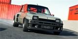 Renault 5 Turbo 3 je restomod legendy z 80. let. Má plno karbonu a 400 koní