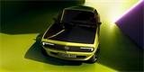 Opel Manta GSe ElektroMOD je německá klasika na elektřinu. Komunikuje přední maskou