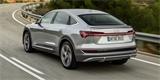 Audi e-tron má po updatu. Řidič nemusí dělat skoro nic, dobíjení je 2x výkonnější