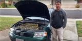 Youtuber si z ojetého VW Passat udělal elektromobil. Už najel přes 140.000 km