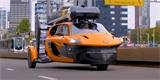 První létající auto už může na evropské silnice. Do vzduchu ale ještě naplno nesmí