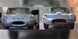 Jaguar E-Type byl 40 let za vraty stodoly. Machři z Británie jej opět přivedli k životu