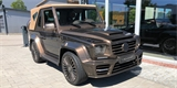 Mansory stále hledá majitele pro bizarní G500 Cabrio. Chce za něj 15 milionů Kč