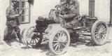 Připomeňte si slavné závodní Tatry. První závodila už v roce 1900, vznikla za měsíc