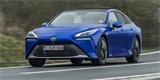 Toyota v Česku vypálila Korejcům rybník. Na trh jako první uvádí vodíkový osobák