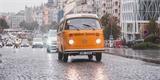 Prahou se prohnalo 120 Volkswagenů Transporter. Najdete se na fotkách?