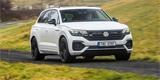 TEST Volkswagen Touareg V8 4.0 TDI Black Style: Nehodící se škrtněte