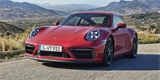 Nové Porsche 911 GTS oficiálně: Černé detaily a 480 koní doplňují díly z Turba