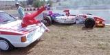 Tatru 613 proslavil i šílený moment v F1. V závodě srazila pilota a praskaly kosti
