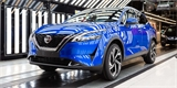 Podívejte se, jak se vyrábí nový Nissan Qashqai. Produkci předcházela tučná investice