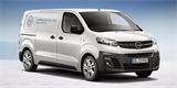 Opel představuje Vivaro-e HYDROGEN. Na vodík ujede přes 400 kilometrů