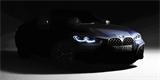 Poslední upoutávka na nové BMW řady 4. Své obří ledvinky ukáže příští týden