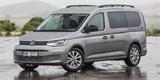 TEST VW Caddy Maxi California 2.0 TDI: Boží chatka na kolech za super peníze