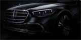 Mercedes odhaluje příď nové generace třídy S. Premiéru koronavirus neovlivní