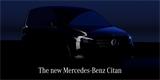 Nový Mercedes Citan dorazí už za měsíc. Po stránce bezpečnosti nebude pozadu