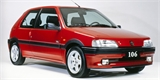 Peugeot 106 slaví třicetiny. Vyráběl se přes 10 let, elektromobil je dnes raritou
