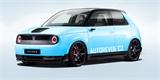Elektrická Honda e Type R může dostat zelenou! Vykreslili jsme její podobu