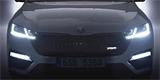Nová Škoda Octavia RS na nejnovějších fotkách a videu. Celá se ukáže v pondělí!