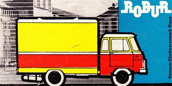 Příběhy zaniklých značek: Před 60 lety se zjevily vozy Robur.