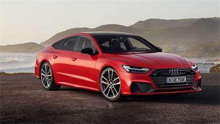Audi car 2019