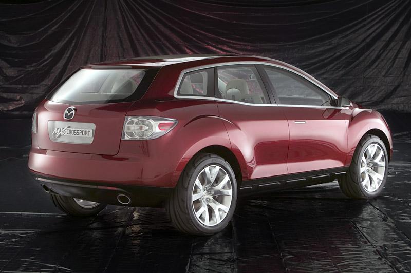 Mazda Crosssport Concept 56256k Warning Astinagt Forums