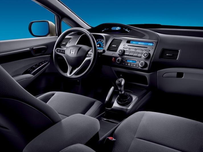 Хонда картинки салон