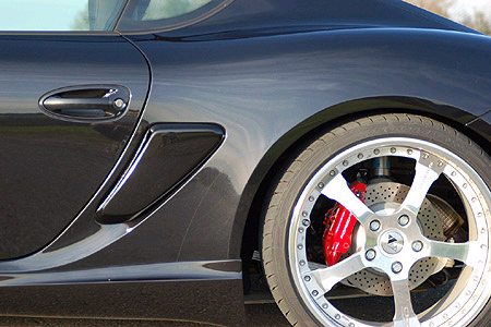 Strosek Porsche Cayman S Ern Sla Autorevue