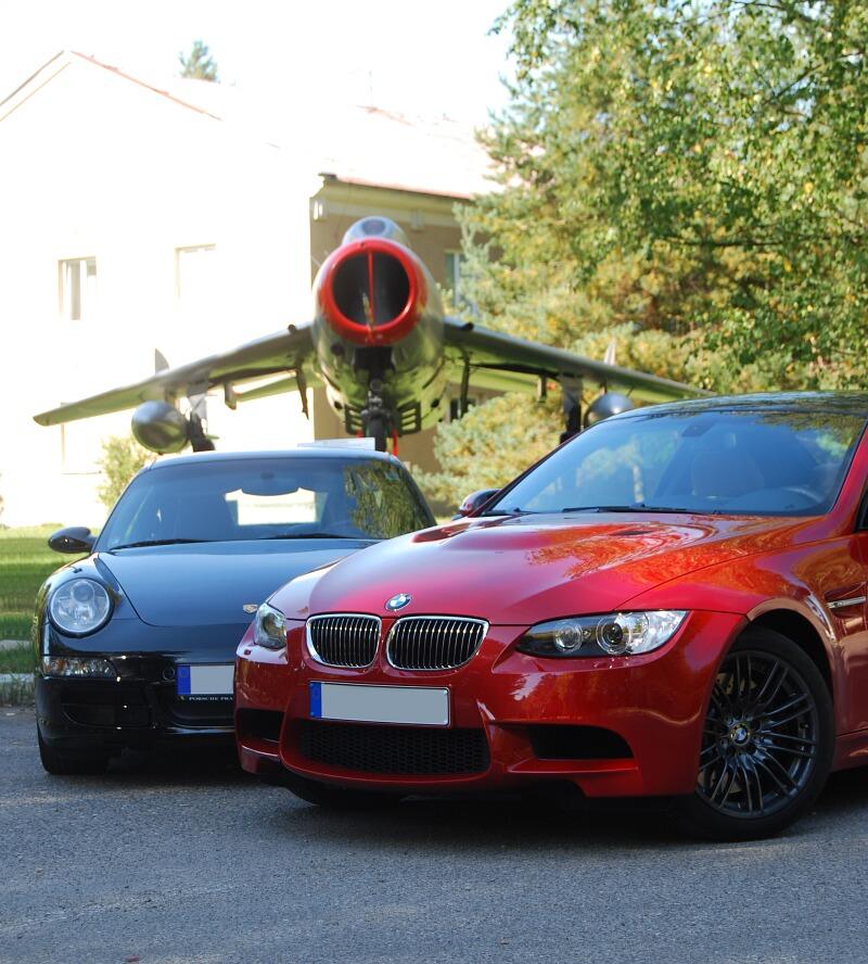 Nové BMW M3 v prvním testu v ČR