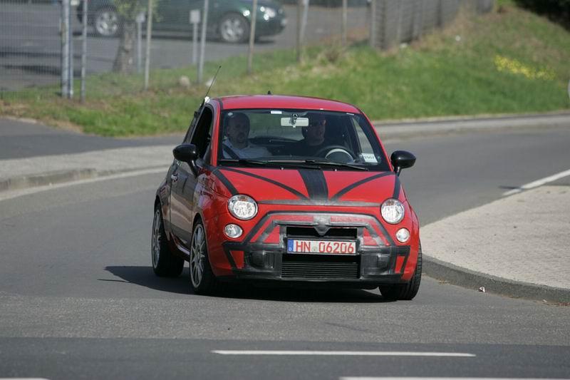 getfileaspx?id file100813 - Fotos espía del Fiat 500 Abarth
