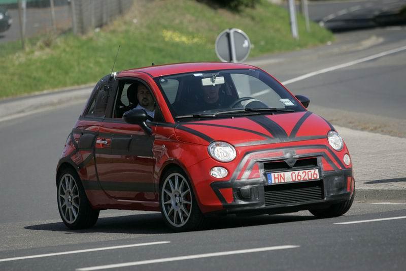 getfileaspx?id file100814 - Fotos espía del Fiat 500 Abarth