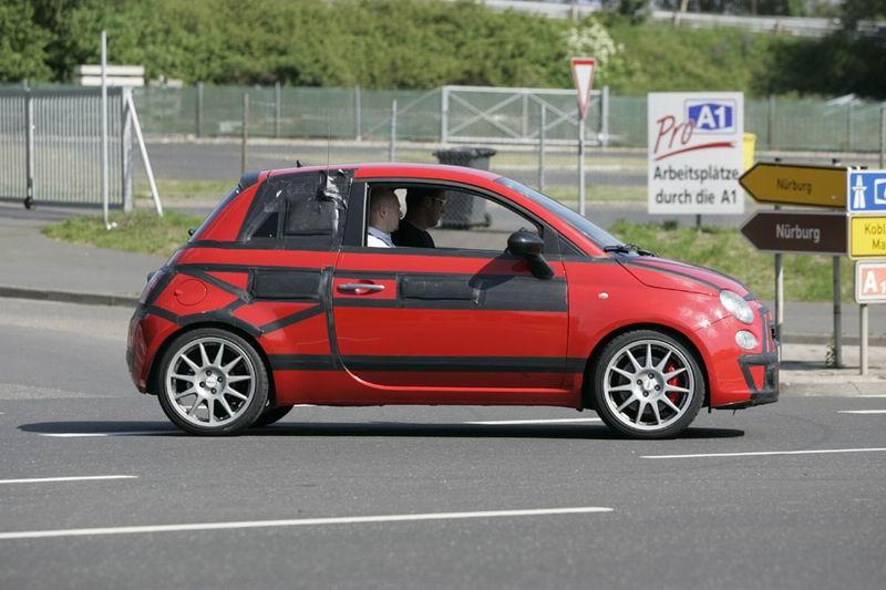 getfileaspx?id file100816 - Fotos espía del Fiat 500 Abarth
