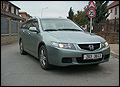 Honda Accord Tourer vs. Nissan Primera kombi (srovnavací test)