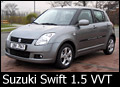 Suzuki Swift 1.5 VVT: nebe a dudy (megatest)