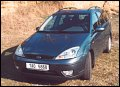 Test: Ford Focus TDCi kombi Ghia