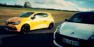 Renault Clio RS 200 vs staré Clio RS Cup: a přesně o tom to je