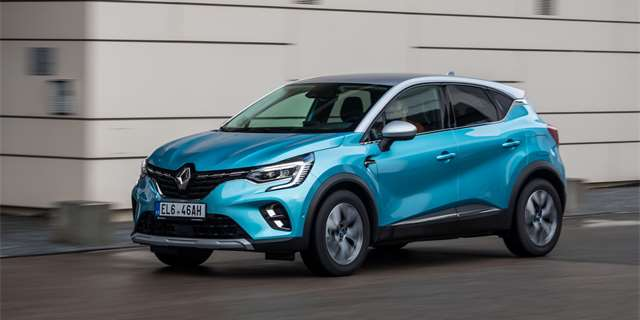 | Renault Captur E-Tech 160
