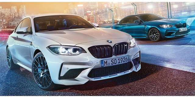 | BMW M2 Competition
