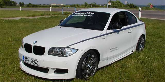 Svezení s BMW 135i Performance Paket