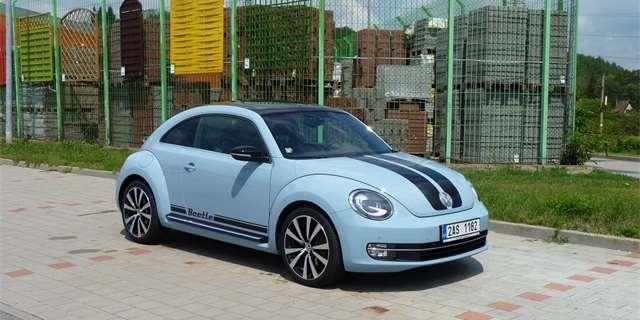 test volkswagen beetle sport 2 0 tsi dsg pekeln svi n. Black Bedroom Furniture Sets. Home Design Ideas