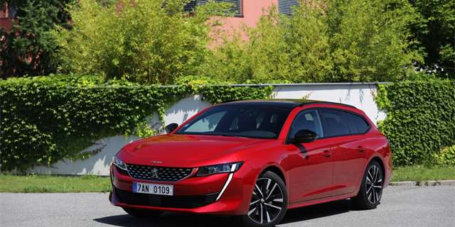 | TEST Peugeot 508 SW GT 2.0 HDi EAT8