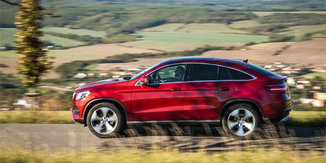 Mercedes-Benz GLE 350 d 4Matic Coupé: BMW X6 překonáno?