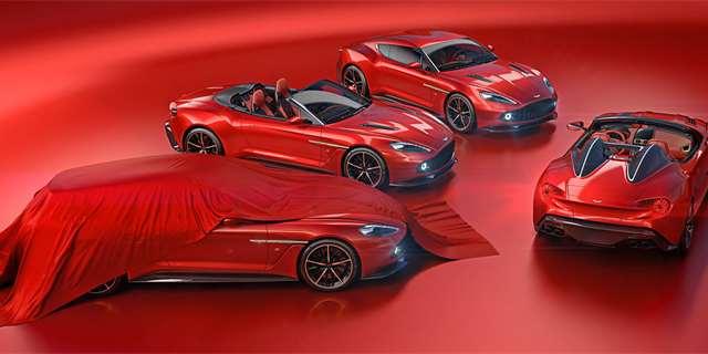 Aston Martin a karosárna Zagato  Výsledkem je i
